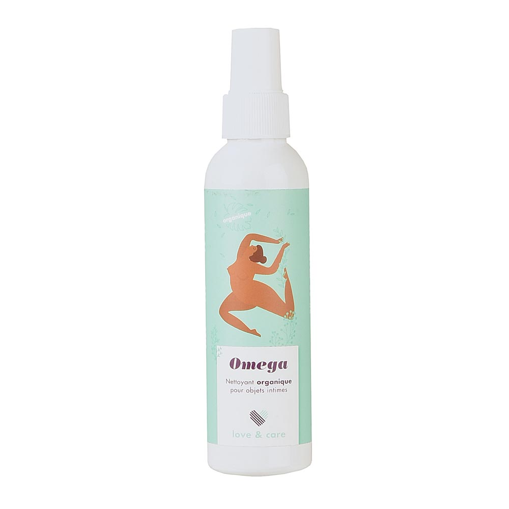 Omega nettoyant organique naturel de Love and Care